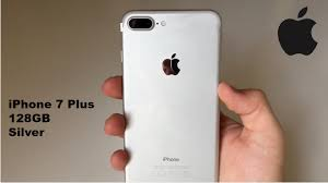 apple iphone 7 plus silver. apple iphone 7 plus silver o