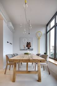 simple wood dining room chairs. a simple, modern home with lot of personality is perfect for fun couple. wood dining tablesreclaimed tablewooden table and chairslarge simple room chairs
