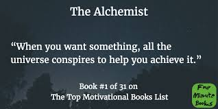 motivational books my all time favorites four minute books top motivational books quote 1 the alchemist