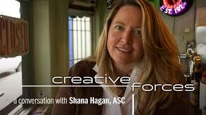 Creative Forces Online: Shana Hagan, ASC - YouTube