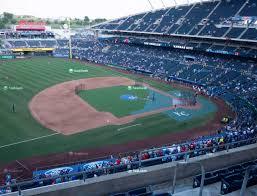 Kauffman Stadium Section 408 Seat Views Seatgeek