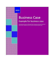 30 Simple Business Case Templates Examples Template Lab