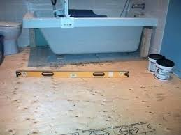Tile And Decor Denver How To Install Bathroom Floor Tile How Tos Diy In Replacing Bathroom 63