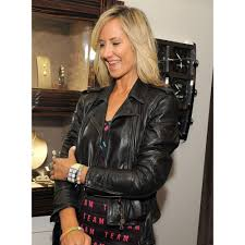 lady victoria hervey leather jackets women s black jackets