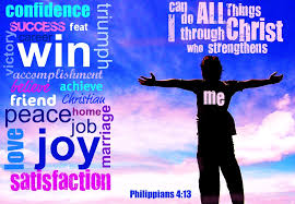 Christian Confidence Quotes Best Of Inspirational Bible Verses Philippians 2424 Christ Strengthens