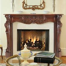 pearl mantels deauville wood fireplace mantel surround hayneedle