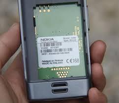 Original NOKIA 7200 Mobile Cell Phone ...