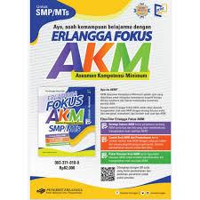 Jika total siswa smp 1 ujung tanduk adalah 2700 anak. Erlangga Fokus Akm Smp Literasi Numerasi Bonus File Kunci Jawaban Pembahasan Buku Akm Shopee Indonesia