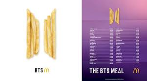The band has great memories with mcdonald's. Malaysia Will Be First Asian Country To Taste Mcd X Bts Meal Showbiz Malay Mail