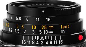 Lens Dof Chart How To Select The Sharpest Aperture