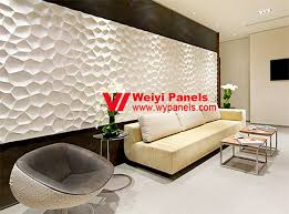 mdf wave boards decorative wall panels wy 139
