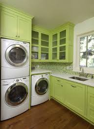 Green Apple Decorations For Kitchen Impressive Laundry Room Design Layout Introducing Plentiful