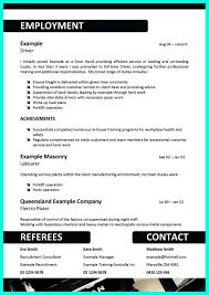 Sample Resume For Truck Driver Blank Sponsor Form