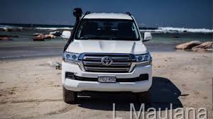 2016 Toyota LandCruiser 200 GXL Diesel review - YouTube