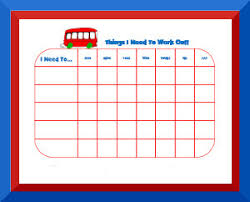 Behavior Charts With Your Favorite Cars And Trucks