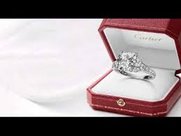 cartier wedding rings. cartier engagement rings YouTube