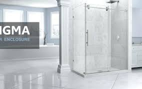 dreamline shower door parts sweep glamorous custom sterling corner shower single door doors glass dreamline shower