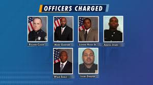 6 Atlanta officers charged after confrontation with college students