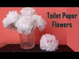 tissue paper flower centerpiece ideas tissue paper decorations diy toilet paper flower centerpiece ideas