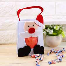 household dining table set christmas snowman knife: new santa claus gift bags merry christmas candy bags christmas decor tableware cutlery bags dining table
