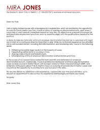 Big Lawyer Cover Letter Example Cover Letter For Resume
