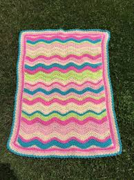 by leaving off the straps you are able to make a beautiful blanket