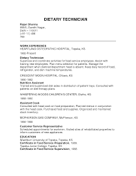 Dietary Aide Job Description Resume Dietary Job Description Dietary Aide Resume Responsibilities 1