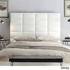Tower High Profile Upholstered Full-sized Headboard iNSPIRE Q Modern - Free  Shipping Today - Overstock.com - 17570539