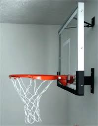 adjule wall mount basketball hoop indoor basketball hoop wall mount basketball indoor hoops s indoor basketball