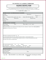 employee injury report form template injury report form accident injury report form template it incident