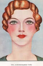 date 2010 person 1930s makeup ilration image source glamourdaze age of person n a