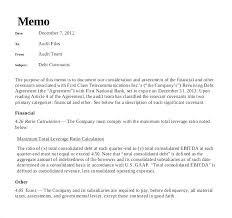 Audit Planning Memorandum Example External Memo Templates Perfect