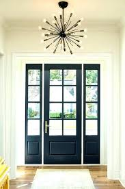 black front door black front door with sidelights masterful doors astounding entry and transom b residential