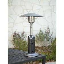 table heater. mosaic tabletop patio heater - view number 2 table t
