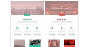 Website Design Layout Template 50 Free Web Design Photoshop Psd