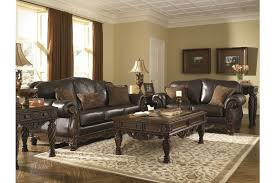 Ashley North Shore Living Room Set