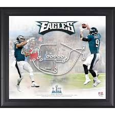 philadelphia eagles super bowl wall art