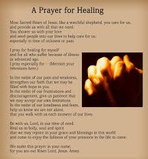 Prayer For The Sick Quotes New Prayers For Healing Cure The Sick With Prayer Description From