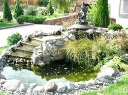 Garden Ponds Designs Delectable Small Garden Pond Home And Garden