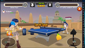 Extreme Ping Pong How To Play Dewa Ping Pong With Bbm On Pc With Nox App Player