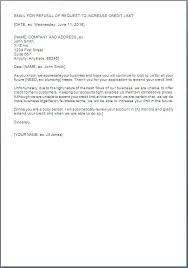 Requesting Credit Line Increase Caudit Kaptanband Co