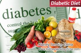 Diet Chart To Lower High Creatinine For Diabetics