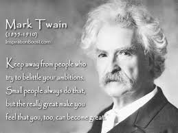Mark Twain Great Quotes Inspiration Boost Inspiration Boost Unique Great People Quotes