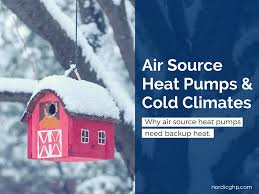 How Does A Heat Pump Heat Do Air Source Heat Pumps Work In Cold Climates