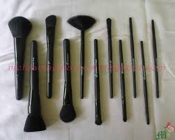 e l f studio 11pc brush collection review