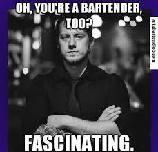 Funny Bartenders via Relatably.com
