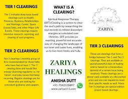 Spiritual Response Therapy And Coaching Zariya