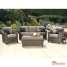 agio patio furniture reviews patio furniture north 4 piece woven deep seating set outdoor furniture agio patio furniture reviews costco