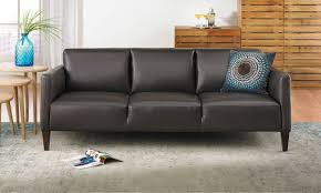 contemporary leather sofa  the dump  america's furniture outlet