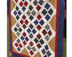 Flannel quilt   Etsy &  Adamdwight.com